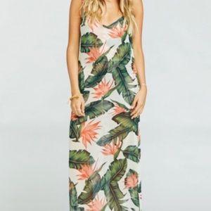 Show Me Your Mumu Paradise Found Jolie Dress